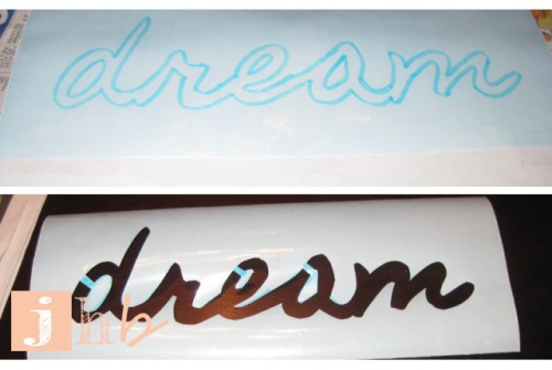 Stencil - Dream