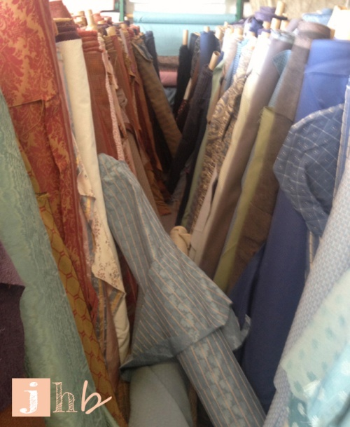 Obstacles of Fabric