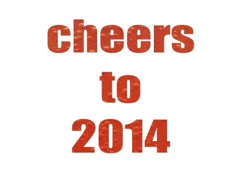 Cheers to 2014