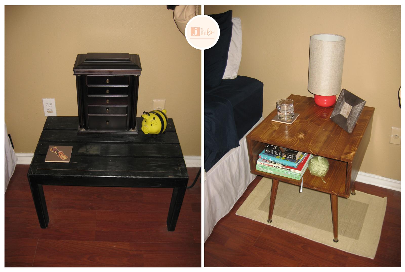 mid century modern jamie 39 s home blog. Black Bedroom Furniture Sets. Home Design Ideas