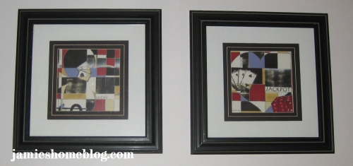 DIY Floating Glass Frames and Smart Phone Art