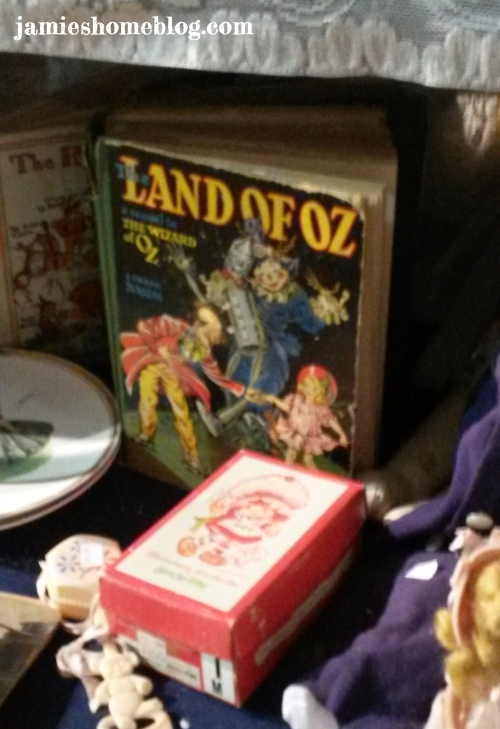 Land Of Oz Book