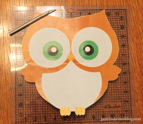 001 - owl template