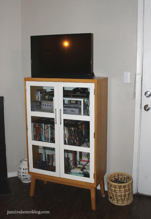 concealed media storage